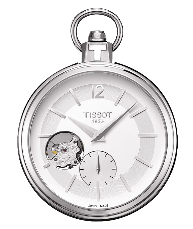 Tissot T853.854.T-Pocket.Pocket 1920 Mechanical T854.405.19.037.01