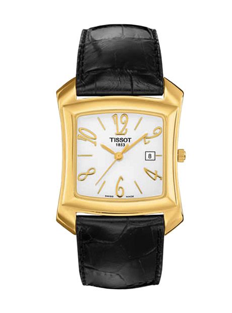 Tissot T902.T-Gold.Retro Carree T902.310.16.037.00