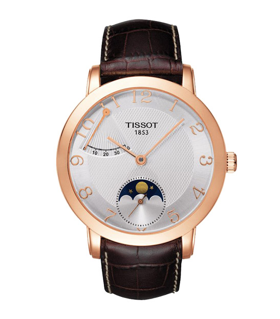 Tissot T71 73 905 T-gold Sculpture%20line T905.638.76.032.00