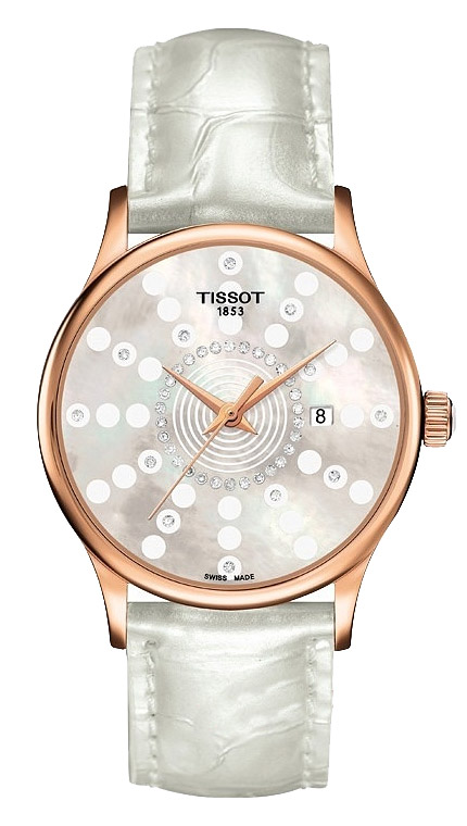 Tissot T914.T-Gold.Rose Dream T914.210.76.116.01