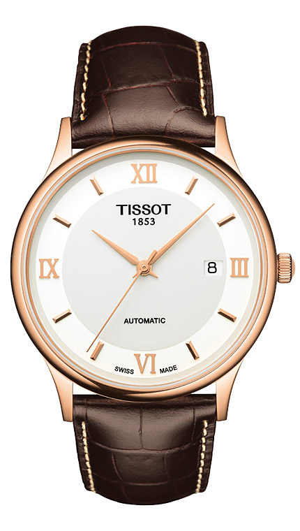 Tissot T914 T-Gold Rose Dream T914.407.76.018.00