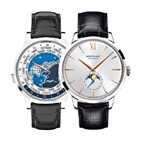 """асы Montblanc Heritage Spirit Collection"
