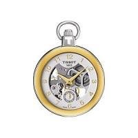 Часы Tissot T853.T-Pocket.Pocket Mechanical Skeleton