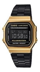Часы Casio Standart Digital A-168WEGB-1B