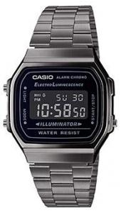 """асы Casio Standart Digital A168WEGG-1BEF"