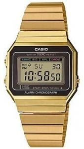 """асы Casio Standart Digital A700WEG-9AEF"