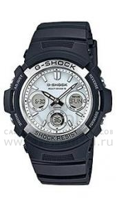 �������� ���� Casio G-Shock AWG-M100S-7A