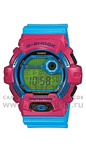 ���� Casio G-Shock G-8900SC-4E
