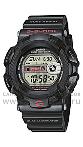 ���� Casio G-Shock G-9100-1E