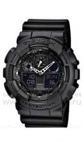 ���� Casio G-Shock GA-100-1A1