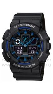 ���� Casio G-Shock GA-100-1A2
