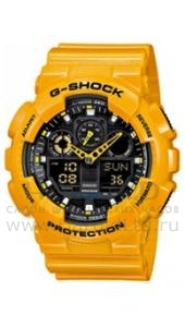���� Casio G-Shock GA-100A-9A