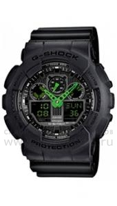 ���� Casio G-Shock GA-100C-1A3