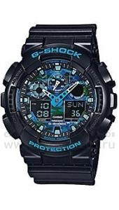 ���� Casio G-Shock GA-100CB-1A