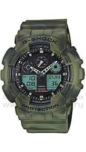 ���� Casio G-Shock GA-100MM-3A