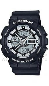 ���� Casio G-Shock GA-110BW-1A