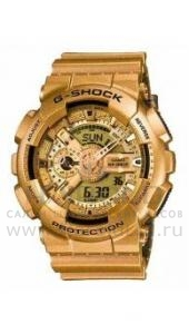 �������� ���� Casio G-Shock GA-110GD-9B
