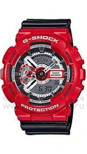 ���� Casio G-Shock GA-110RD-4A