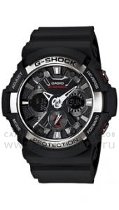 ���� Casio G-Shock GA-200-1A