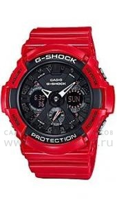 ���� Casio G-Shock GA-201RD-4A