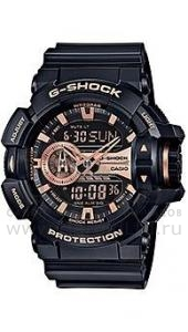 �������� ���� Casio G-Shock GA-400GB-1A4