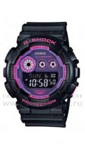 ���� Casio G-Shock GD-120N-1B4