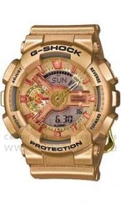 ���� Casio G-Shock GMA-S110GD-4A2