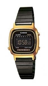 Часы Casio Standart Digital LA-670WEGB-1B