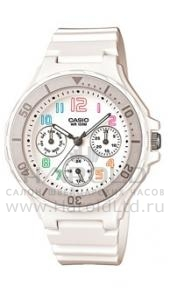 Японские часы Casio Standart Analogue LRW-250H-7B