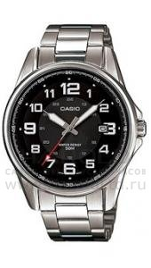 Часы Casio Standart Analogue MTP-1372D-1B