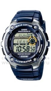 Часы Casio Wave Ceptor WV-200E-2A
