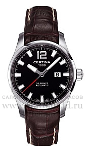 Швейцарские часы Certina DS Prince Gent Big Date 008.426.16.057.00