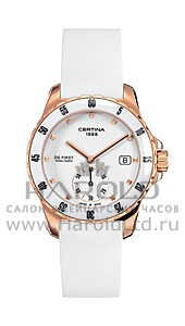 Часы Certina DS First 014.235.37.011.00