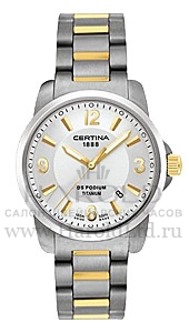 Часы Certina DS Podium 260.7129.11.16