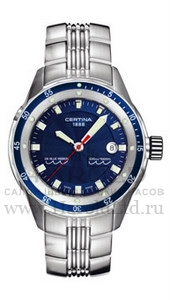 Certina DS Blue Ribbon C007.410.11.041.00