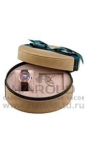 Швейцарские часы Frederique Constant Double Heart Beat FC-SET-CDHB2PD4-304
