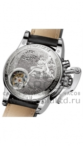 Швейцарские часы Graham Chronofighter 1695 2BROV-B32A-K10N