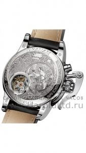 Швейцарские часы Graham Chronofighter 1695 2SWASGMT-B01A-K06B