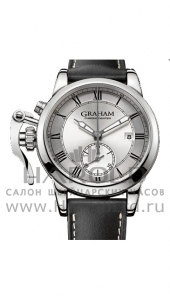 Швейцарские часы Graham Chronofighter 1695 Grand Chronographe Authentique-02