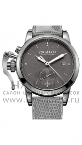 Швейцарские часы Graham Chronofighter 1695 Retour-Zero