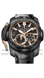 Швейцарские часы Graham Oversize Diver-Prodive Seconde Authentique