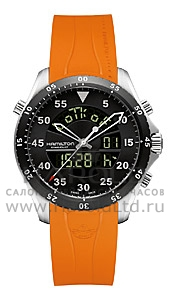 ����������� ���� Hamilton Khaki Aviation H64554431