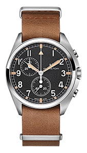 """асы Hamilton Khaki Aviation H76522531"