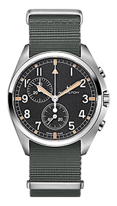 """асы Hamilton Khaki Aviation H76522931"