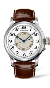 Швейцарские часы Longines Weems Second-Setting L2.713.4.13.0