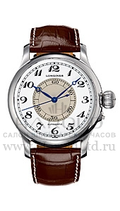 Швейцарские часы Longines Weems Second-Setting L2.713.4.13.2