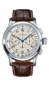 Швейцарские часы Longines Lindberghs Atlantic Voyage Watch L2.730.4.11.0