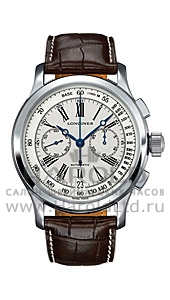 ����������� ���� Longines Lindberghs Atlantic Voyage Watch L2.730.4.78.2