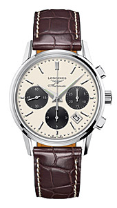 Швейцарские часы Longines Column-Wheel Chronograph L2.749.4.02.2
