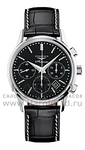 ����������� ���� Longines Column-Wheel Chronograph L2.749.4.52.3